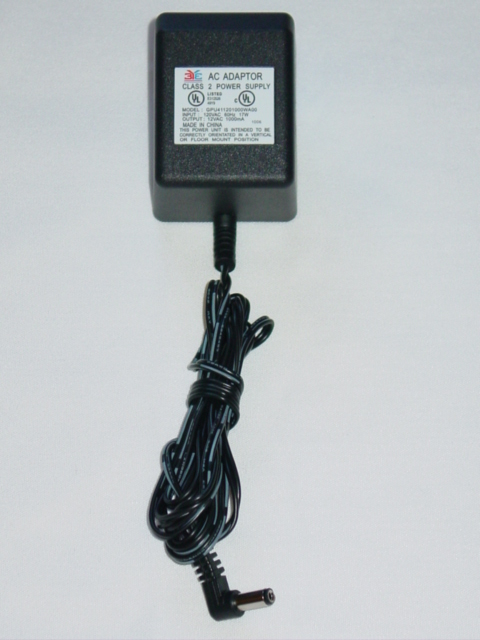 AC Power Supply Adapter - 3YE No.