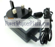 12V DFS Audio Cuddle Chair Docking Station 3 pin mains power supply adaptor