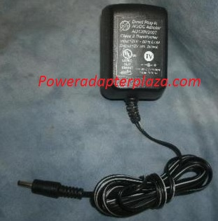 NEW 12V 200mA E/J Direct AU120V200T Plug-In AC/DC Power Supply Adapter