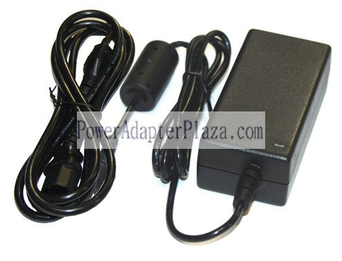 AC/DC power adapter power cord for Polaroid PDV-1042M DVD player