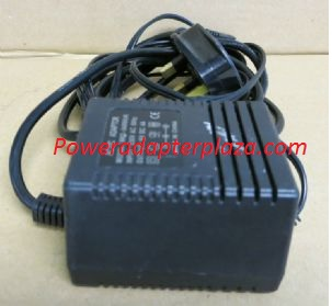 NEW 6V 4A Merry King MKD-64000UK AC Power Adapter US 3 Pin Plug