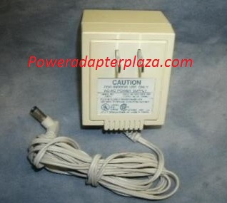 NEW 9V 780mA AT&T DAS-02 Tip negative Power Supply AC Adapter